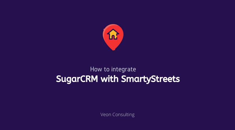 Banner SugarCRM SmartyStreets Integration