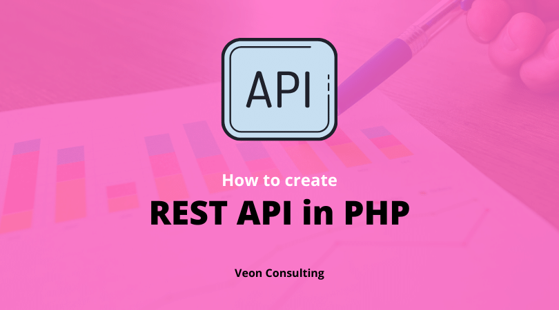 How to create REST API in PHP Banner image