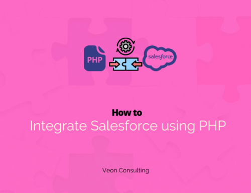 Salesforce integration using PHP