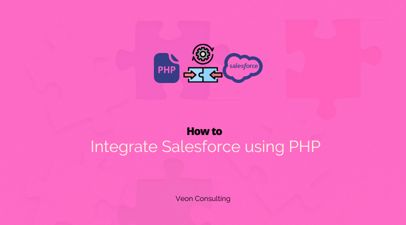Banner how to integrate with Salesforce using PHP