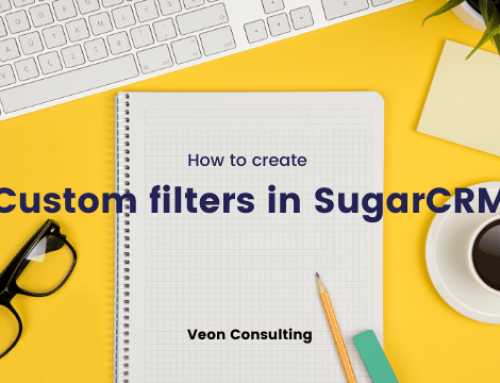 How to create custom Lookup filters in SugarCRM