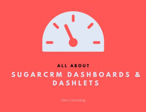 Get started with SugarCRM Dashboards and Dashlets
