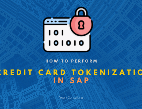 How to tokenize Credit Card within SAP