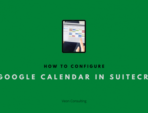 Step by Step Guide on how to Sync Google Calendar with SuiteCRM