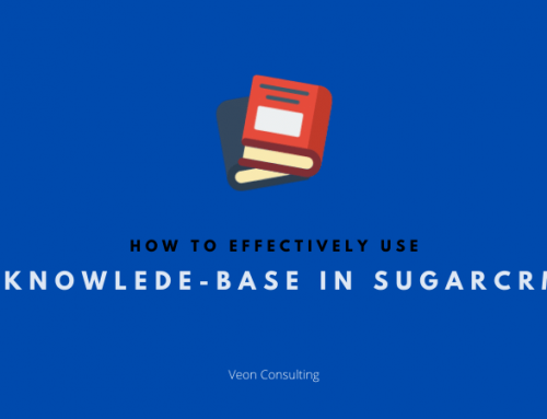 A Step by Step Guide on Knowledge Base in SugarCRM