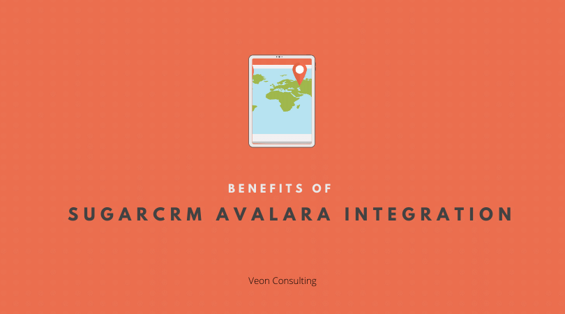 Banner SugarCRM Avalara integration