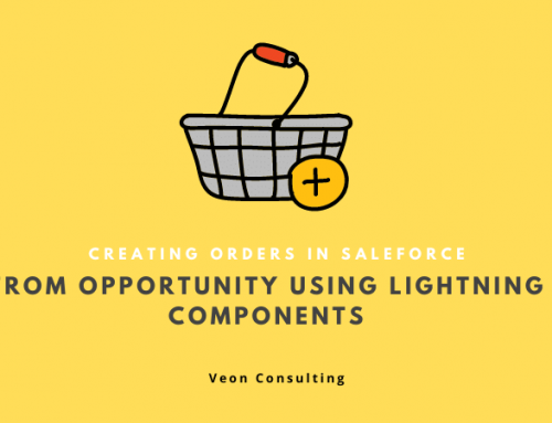 Create Order from Opportunity in Salesforce using lightning component