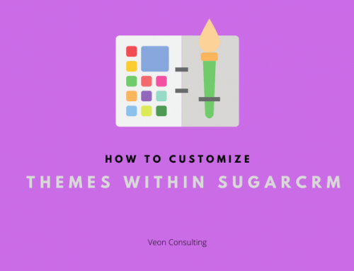 How to Customize Theme in SugarCRM